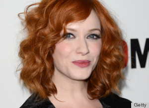 CHRISTINA HENDRICKS REJECTION