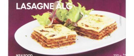 Ikea Porc Lasagnes