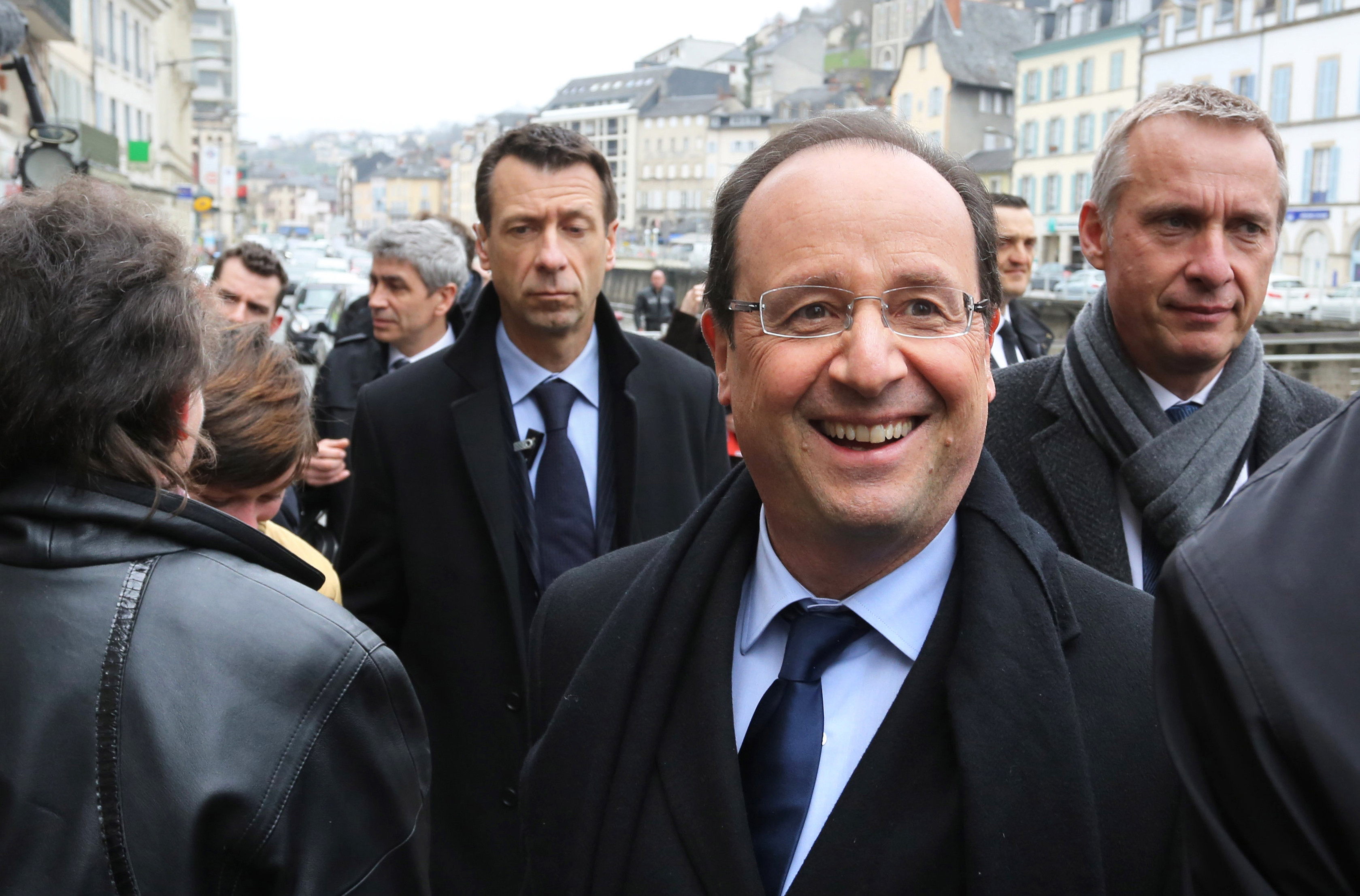 hollande tulle