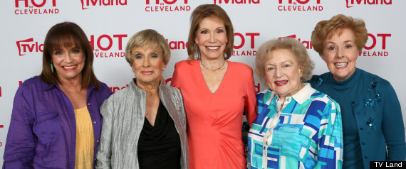 Mary Tyler Moore Reunion