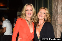 Kate Moss And Sharon Stone Steal The Show At amfAR Inspiration Gala