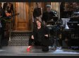 Melissa McCarthy's High Heels Stumble On SNL Humbles Us All (VIDEO)