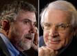 Paul Krugman, David Stockman Spar Over Federal Reserve Policy (VIDEO)