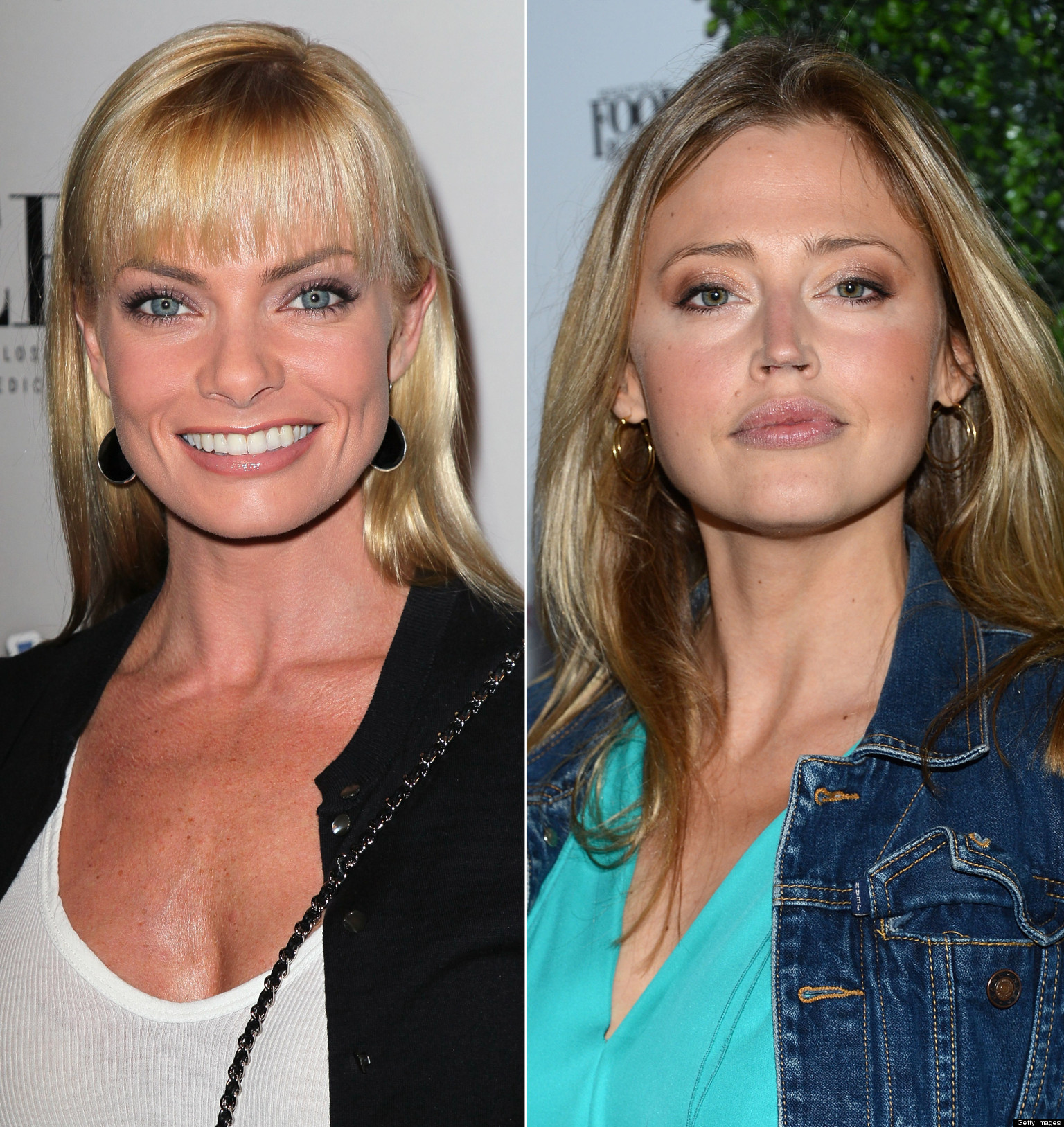 Jaime Pressly, Estella Warren Get Into Nasty Fight At Hollywood Hotspot