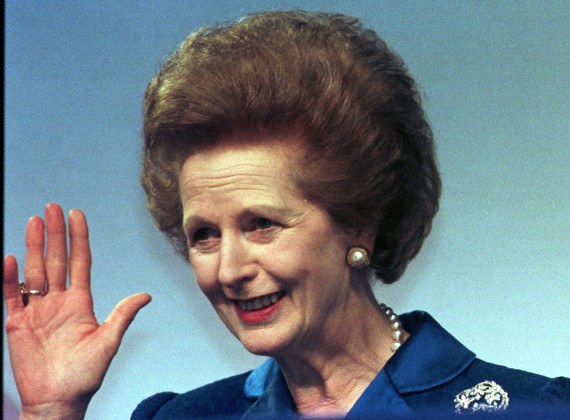 thatcher morte