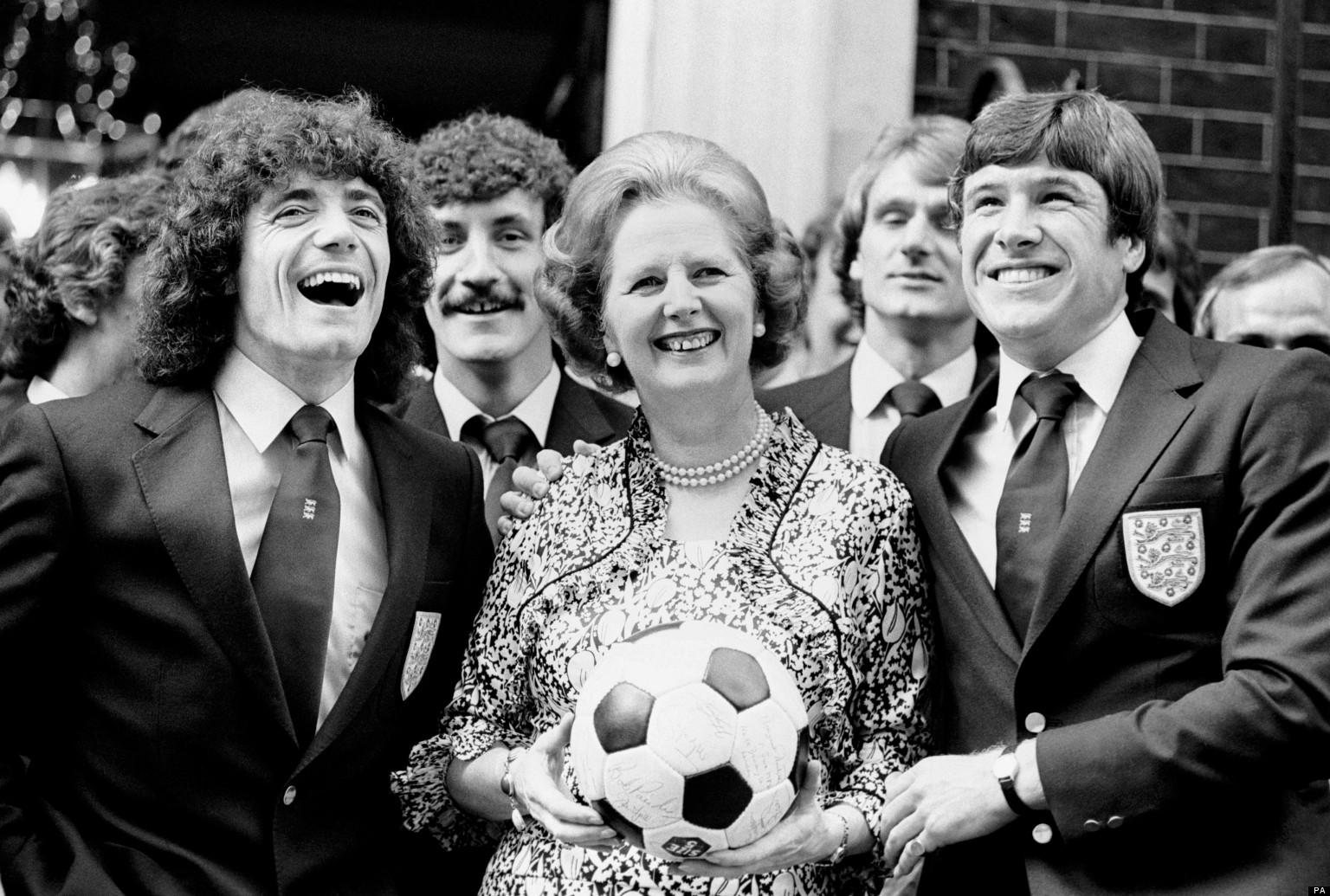 Margaret Thatcher Dead: Former Prime Minister In Sport