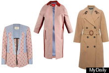 Spring Is Here: Shop These Coats & Jackets