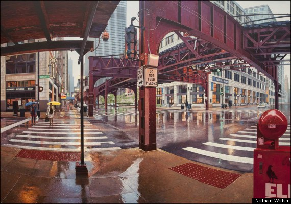 nathan walsh realistic paintings
