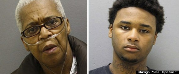 JANET STRICKLAND CHICAGO GRANDMOTHER MURDER