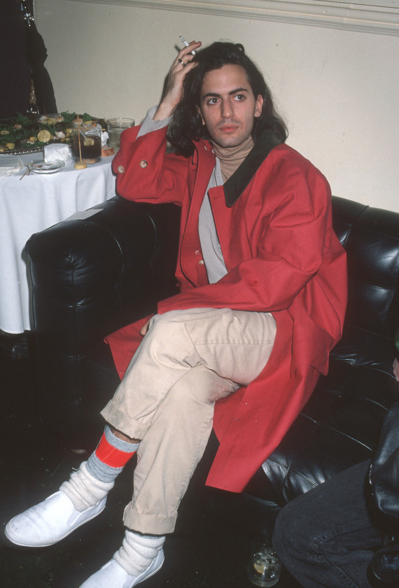 Marc Jacobs Turns 50: A Look Back At The Designer Before ...