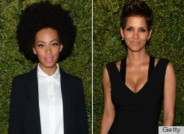 Did Solange Knowles Upstage Halle Berry's Baby Bump?