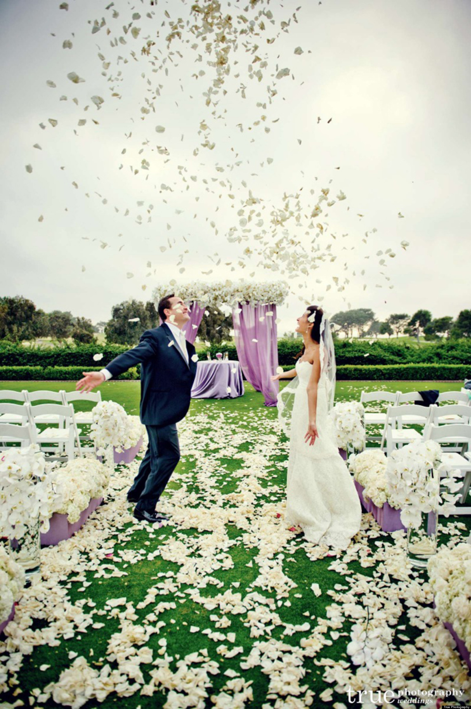 100 Ideas For Spring Weddings
