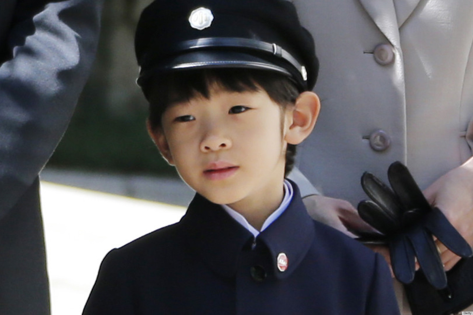 Prince Hisahito Heading To Elementary School Is Your Daily