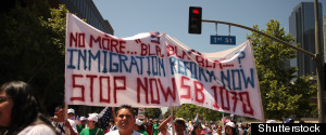 IMMIGRATION REFORM RALLY FOR CITIZENSHIP