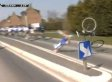 Yoann Offredo Crash: French Cyclist Wipes Out In 2013 Paris-Roubaix Race (VIDEO)