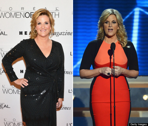 trisha yearwood weight loss