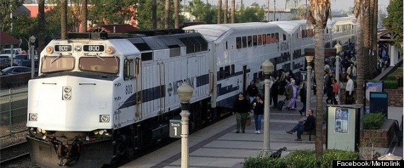 LA METROLINK ACCIDENT