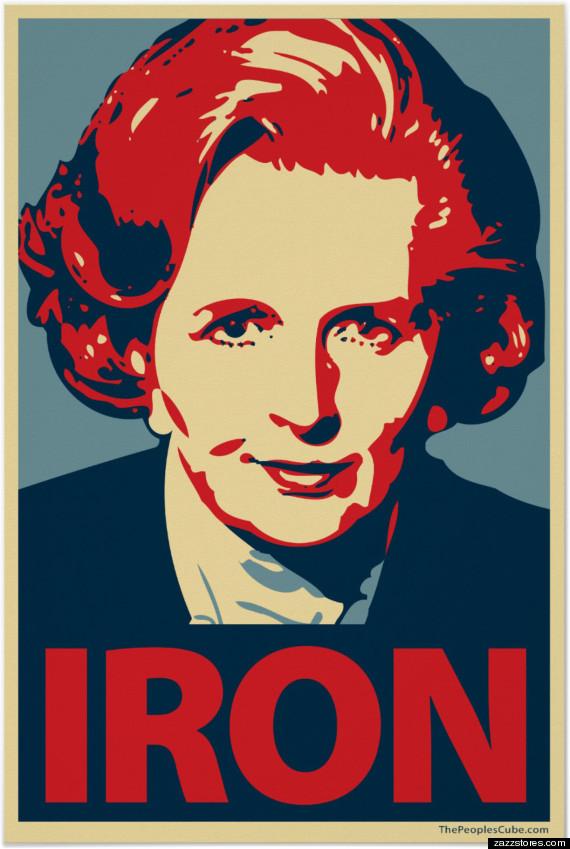 Margaret Thatcher iron lady