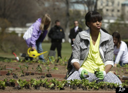 LOOK: White House Spring Garden Tours This Weekend