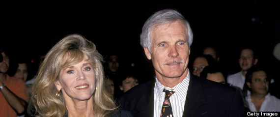 Jane Fonda Ted Turner