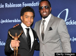 Sean Diddy Combs Justin Combs