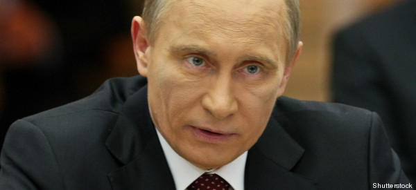 Putin's American Fans Cheer His Persecution Of Gays, Ignore His Persecution Of Christians