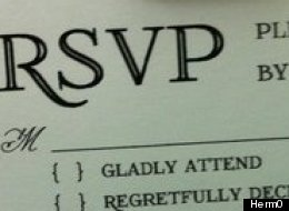 LOOK: Clever RSVP Is Brutally Honest