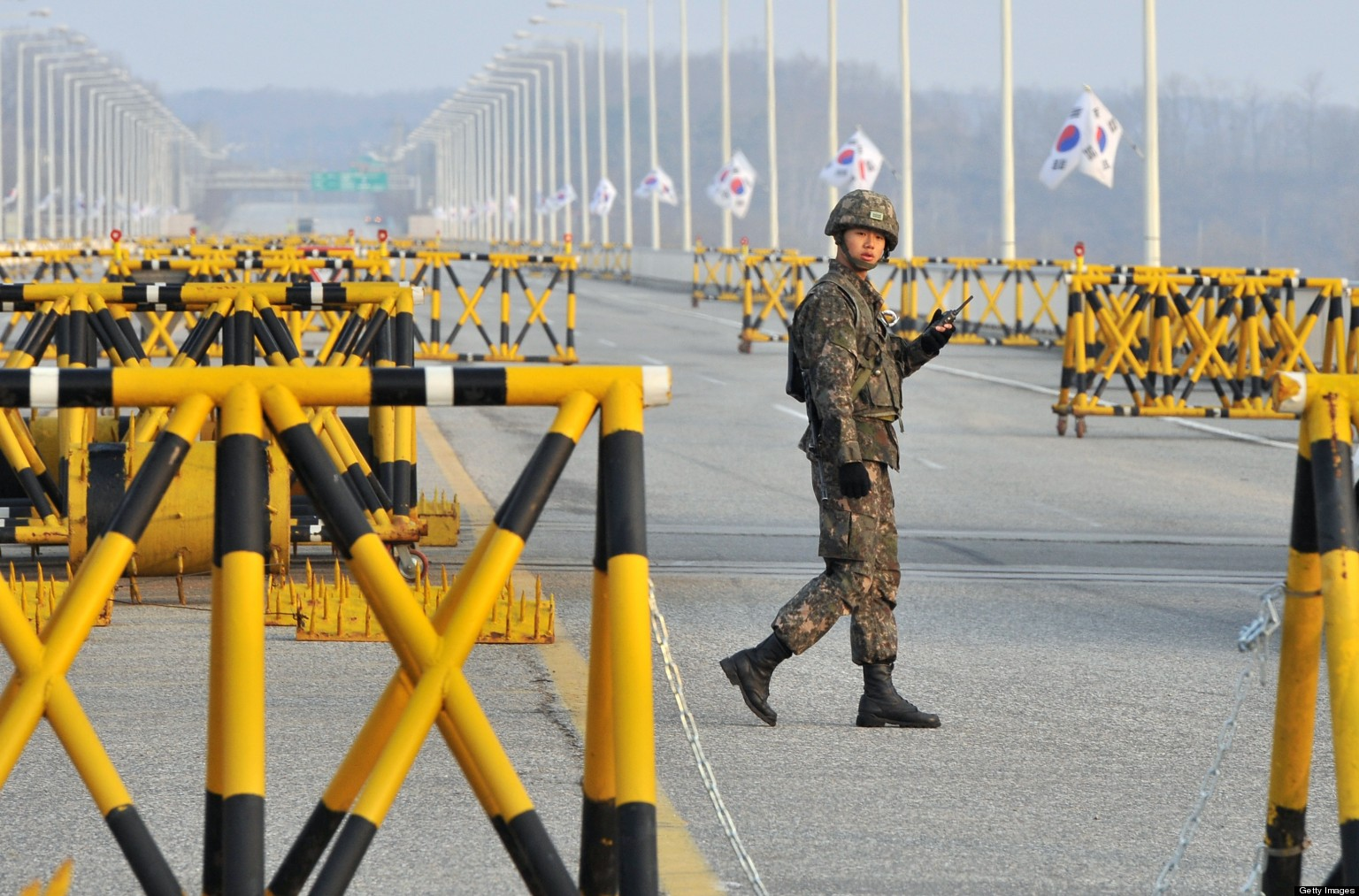 North Korea Laborers Don't Report For Work At Joint ...