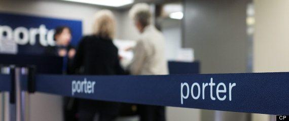 PORTER AIRLINES STRIKE