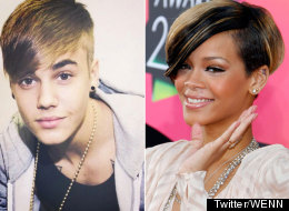 Has Biebs Taken Hair-spiration From Rihanna?