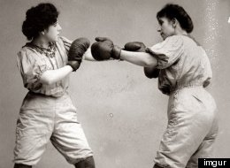 PHOTOS: Were These The Toughest Sisters Ever?