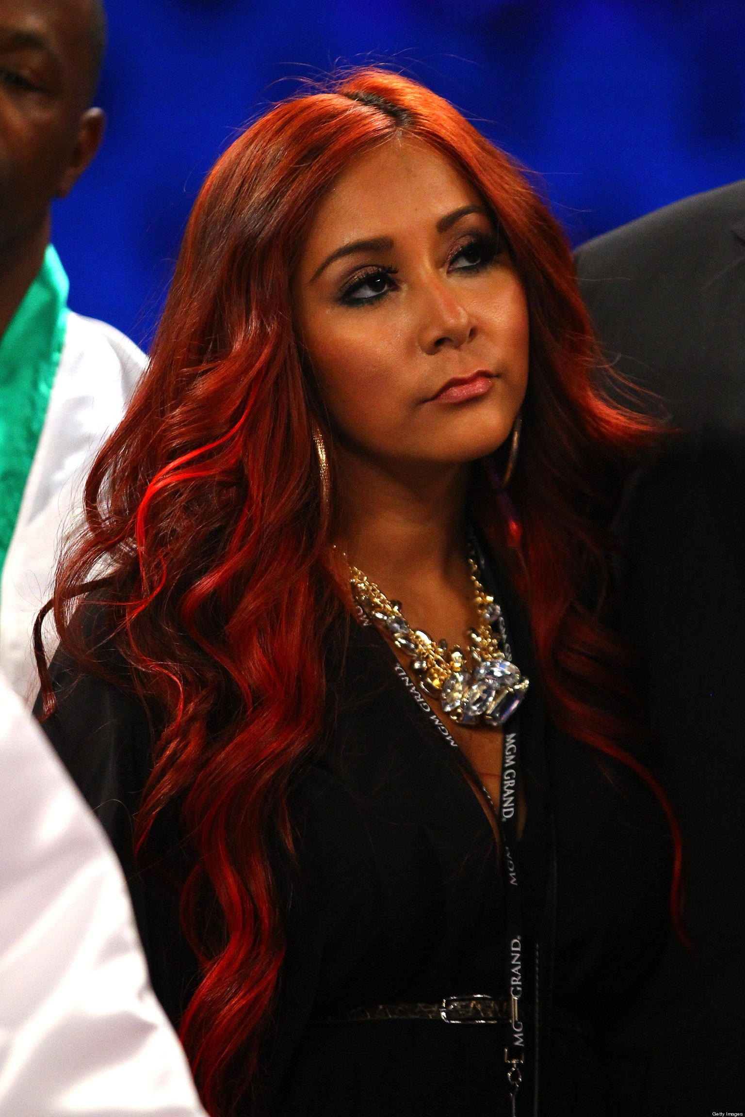 Snooki Pregnancy Is Disgusting I Hate It Huffpost