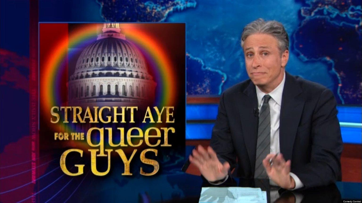 gay us president