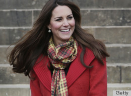 Kate Middleton Follows In Princess Diana's Footsteps With Godmother Role