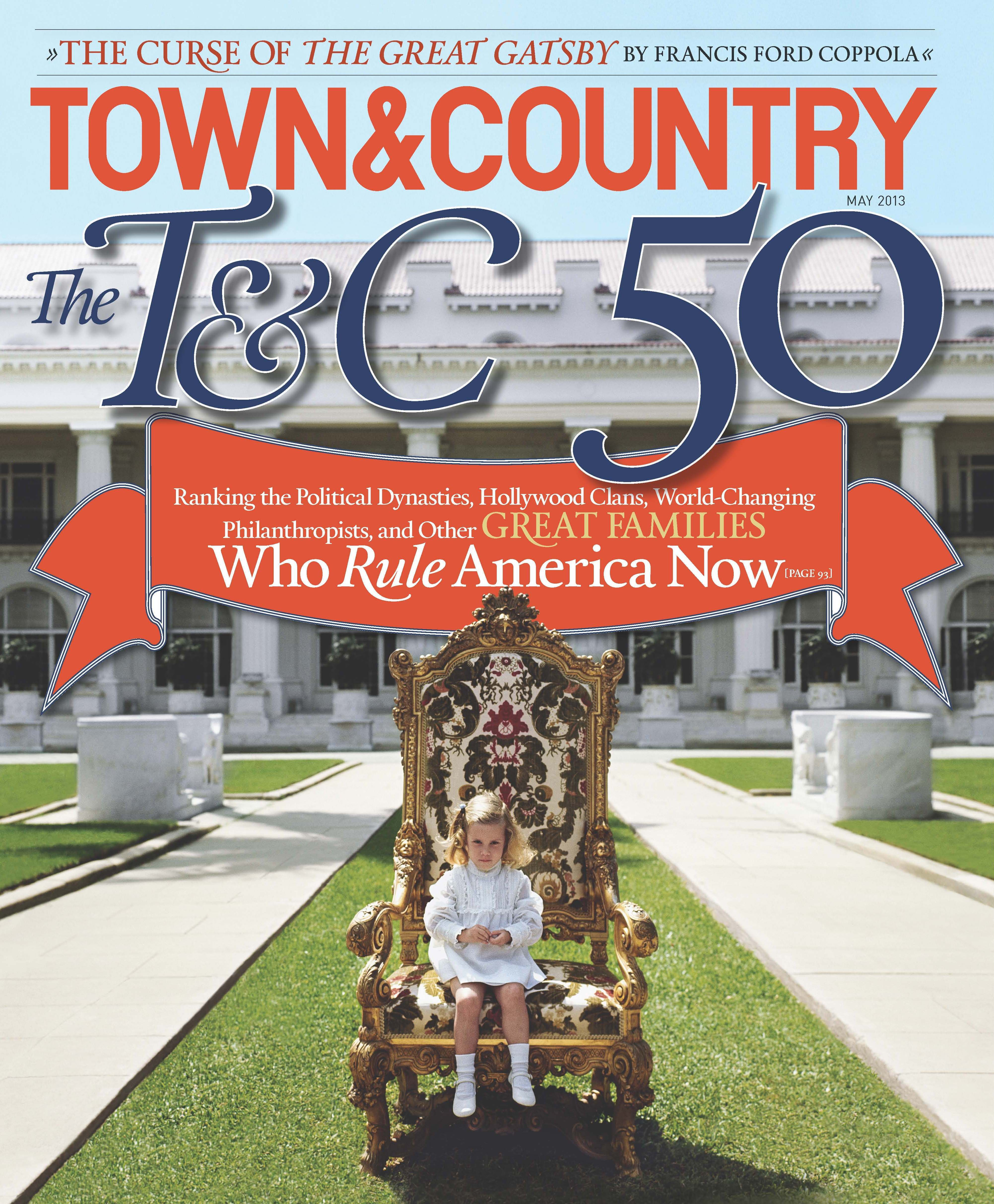 town and country most influential families