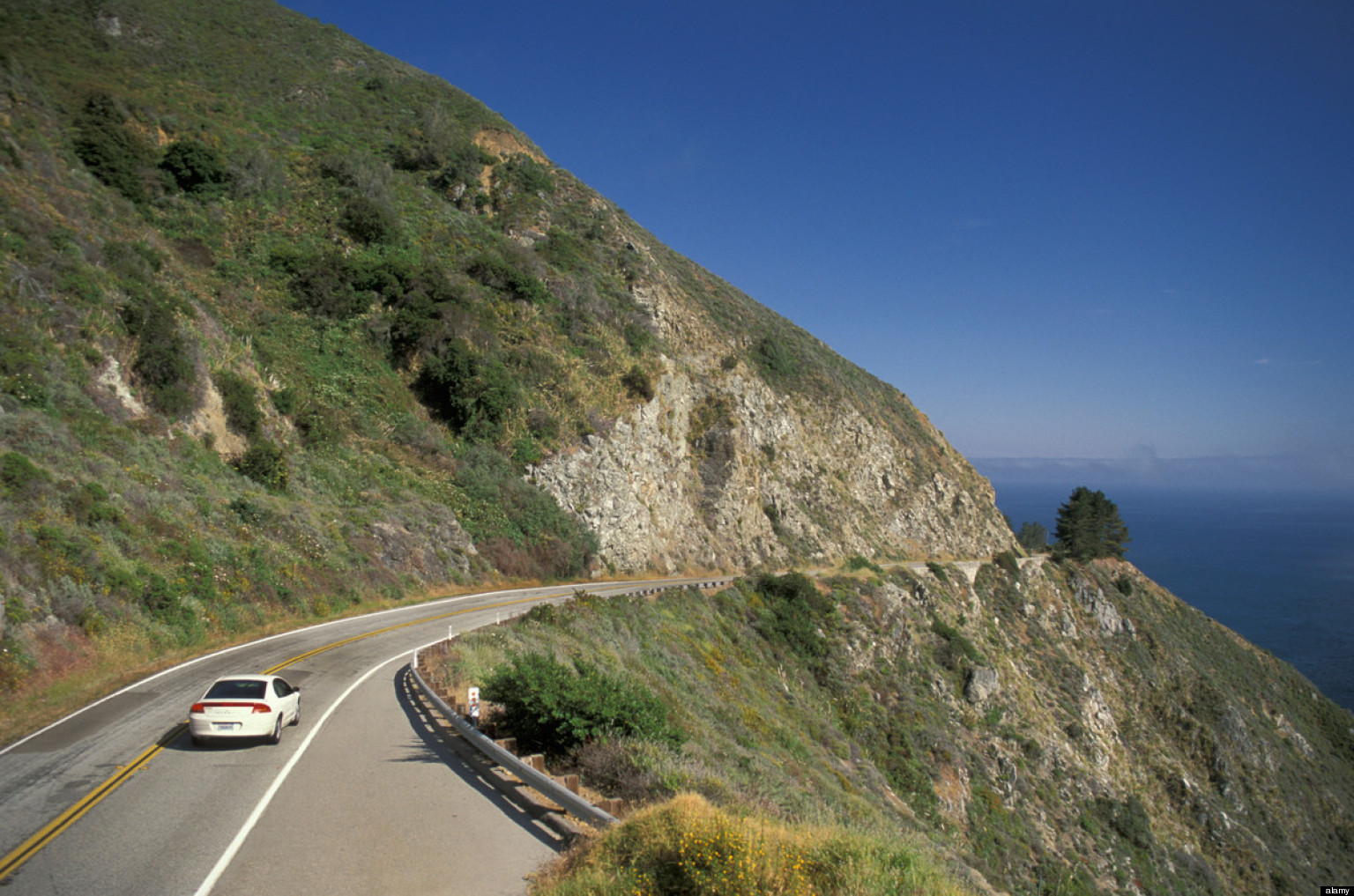 Best Scenic Drives The 10 Most Relaxing Coastal Drives In