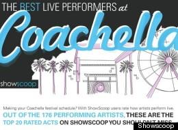 How To Crowdsource Your Coachella Concert Picks