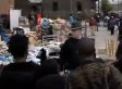 SunTrust Evicts Supermarket; Hungry Onlookers Stand By As Perishable Food Is Sent To Dump