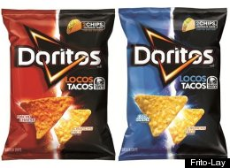 Taste Test: Doritos Locos Taco-Flavored Chips