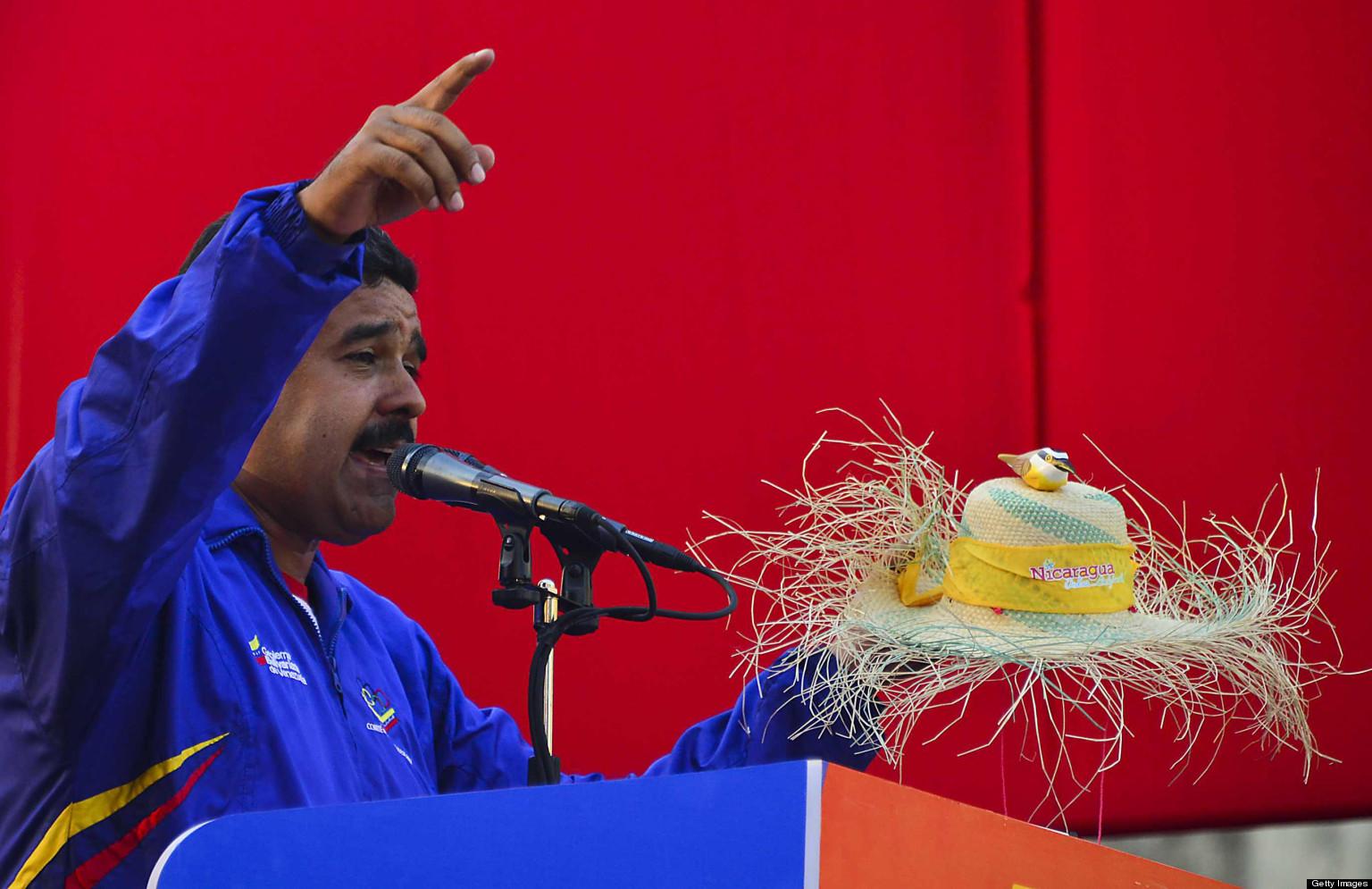 La mente de Maduro. Por: María Isabel Párraga B.