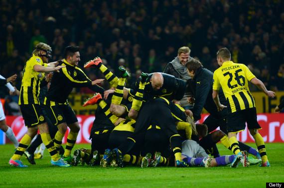 Greuther Furth vs Borussia Dortmund