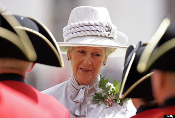 hrh princess alexandra of kent