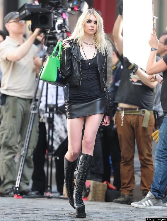 Taylor momsen june 2013