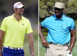 Michael Phelps, Michael Jordan Golf Against Each Other