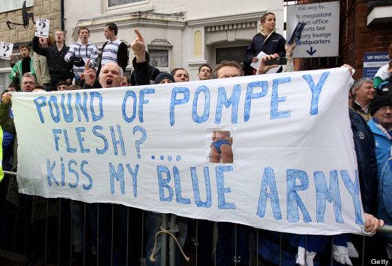 portsmouth pompey trust