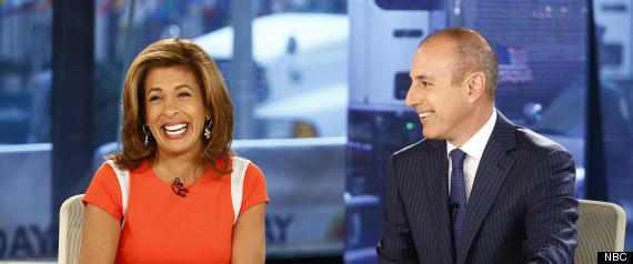 HODA TODAY SHOW