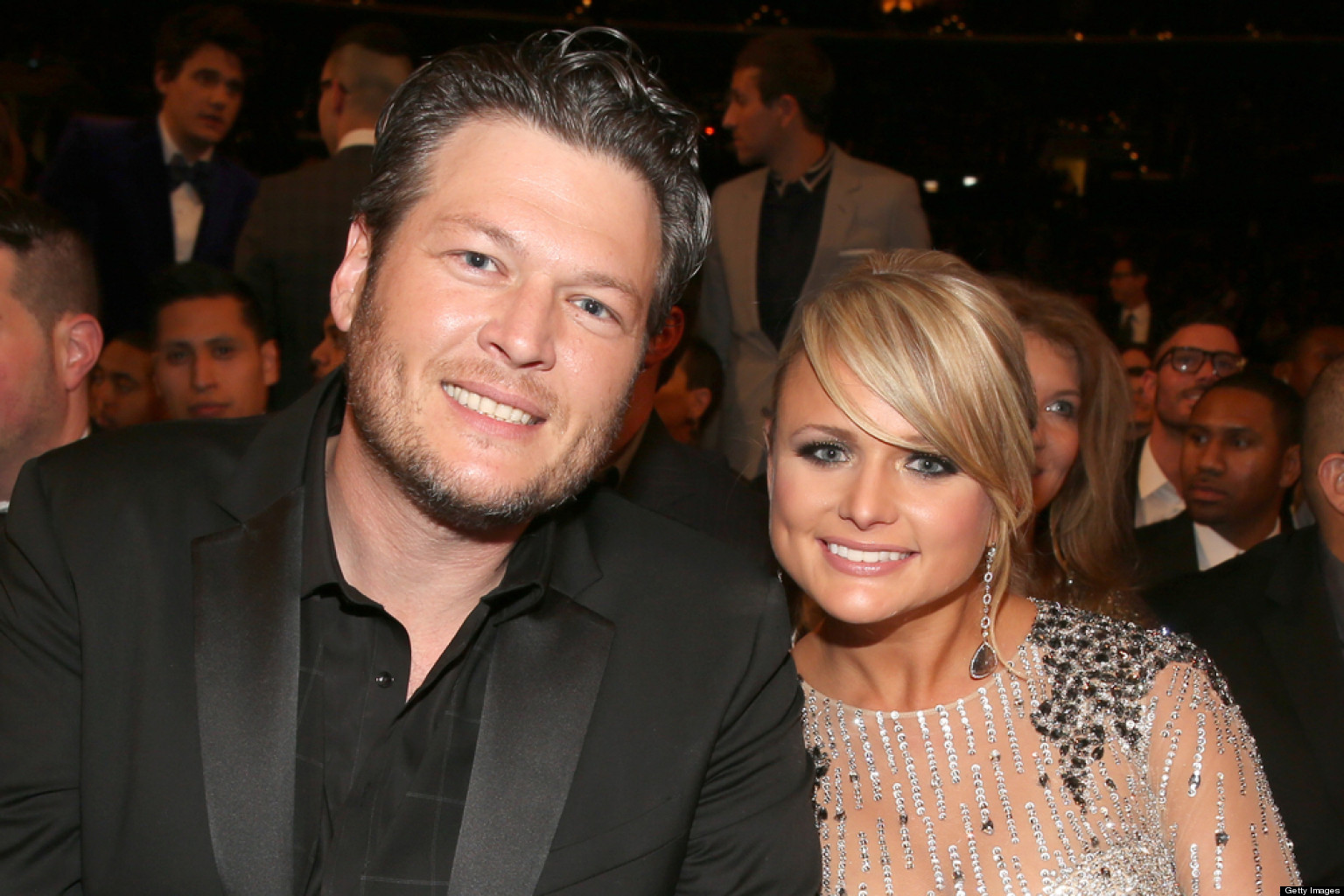 Miranda Lambert with cool, endearing, friendly, Husband