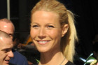 Gwyneth Paltrow's Illusion Dress Does The Trick...