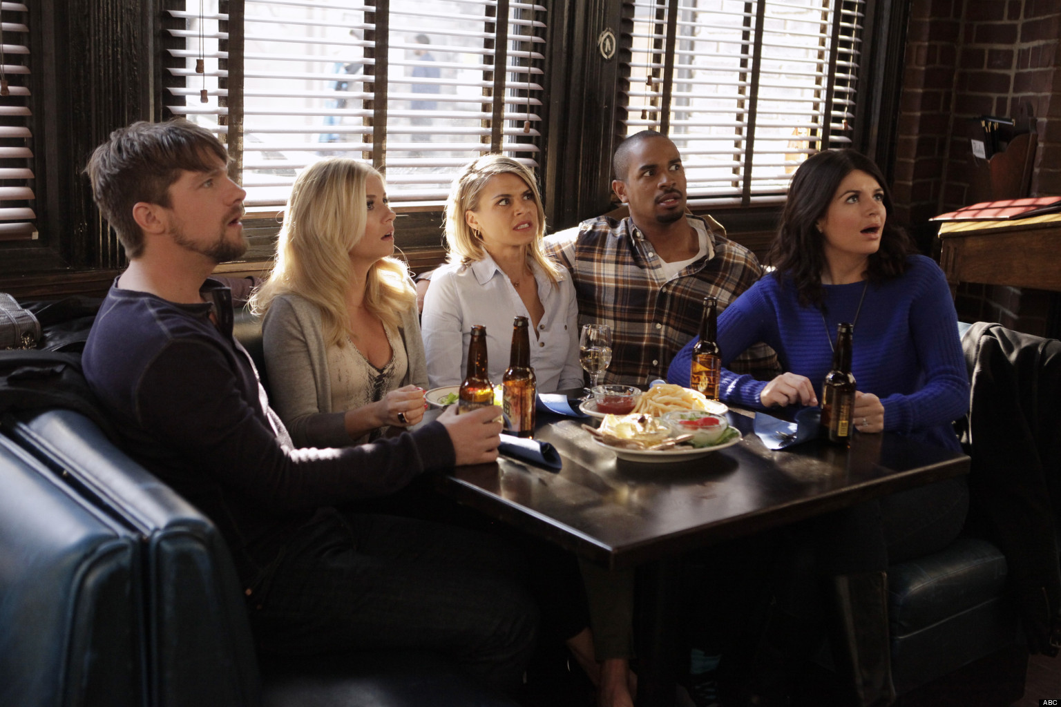 'Happy Endings' Canceled