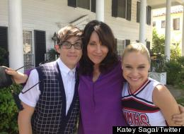 Mama's Home On 'Glee'
